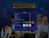 All Star Strip Poker: Girls at Work Windows Options