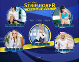 All Star Strip Poker: Girls at Work Windows Choose you opponent