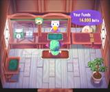 Animal Crossing GameCube Village post office.