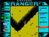 Airborne Ranger ZX Spectrum The rut seemed so tiny from the air
