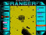 Airborne Ranger ZX Spectrum Gunners hide in the houses