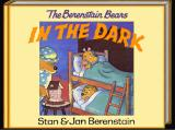 The Berenstain Bears in the Dark Windows Title screen