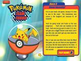 Pokémon: Team Turbo Windows Instructions for Level 5 of Street Race.