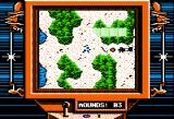 Space Rogue Apple II Blasting ants in Hive!