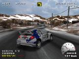 Need for Speed: V-Rally 2 Windows A Dangerous Road.