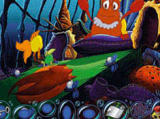 Freddi Fish and the Case of the Missing Kelp Seeds digiBlast The king's castle.