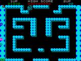 Bubble Bobble ZX Spectrum When you fall off the bottom of the screen you appear at the top