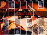 Cold Case Files Windows Main menu