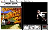 Where in the U.S.A. Is Carmen Sandiego? Apple IIgs Another V. I. L. E. henchman! I'm on the right track!