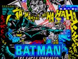 Batman: The Caped Crusader ZX Spectrum Loading Screen