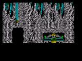 Batman: The Caped Crusader ZX Spectrum The back of the batmobile but you cant drive it sadly