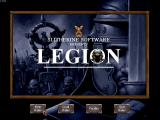 Legion Windows Main menu