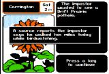 Where in North Dakota is Carmen Sandiego? Apple II A clue about the suspect.