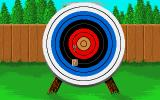 The Games: Summer Edition Amiga Archery target