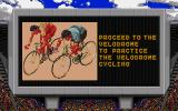 The Games: Summer Edition Amiga Get ready for cycling