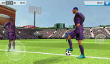 Real Soccer 2013 Android Ready for the kick-off