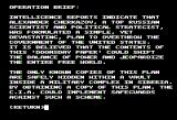 Hacker II: The Doomsday Papers Apple II The story so far... An evil commie wants to overthrow the world as we know it!