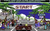 OutRun Commodore 64 Please turn the disk over! (US Release)