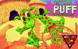 Little Puff in Dragonland Amiga Title Screen