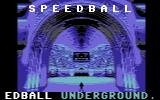 Speedball 2: Brutal Deluxe Commodore 64 Intro - Speedball is forced underground