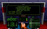 Dangerous Streets / Wing Commander Amiga CD32 Wing Commander: Entering your name and callsign (AGA)