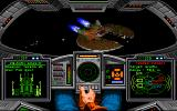 Dangerous Streets / Wing Commander Amiga CD32 Wing Commander: A Dralthi fighter! (AGA)