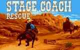 Buffalo Bill's Wild West Show Amiga Stage coach rescue - loading screen