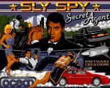 Sly Spy: Secret Agent Amiga Title screen