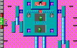 Commander Keen 3: Keen Must Die! DOS The final showdown with the bad guy.