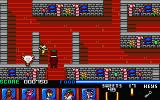 Yogi Bear & Friends in the Greed Monster: A Treasure Hunt Atari ST Inside a building.