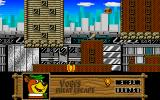 Yogi's Great Escape Amiga Got hit by a bird! My balloon is going down!