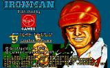 Ivan 'Ironman' Stewart's Super Off Road DOS Virgin release title/credits
