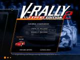 Need for Speed: V-Rally 2 Windows Resuming the championship.
