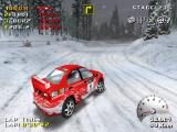 Need for Speed: V-Rally 2 Windows I find Lancer to be the most responsive car in most racing games.