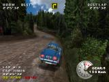Need for Speed: V-Rally 2 Windows Some TT action with the bonus car Renault Alpine A110.