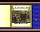 Sherlock Holmes: Consulting Detective CDTV The Mummy's Curse - Intro - Holmes and Watson in their study