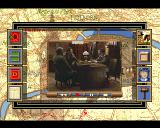 Sherlock Holmes: Consulting Detective CDTV The FMV clips use different camera angles.