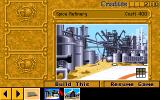 Dune II: The Building of a Dynasty Amiga Build a spice refinery?