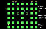 Crossfire PC Booter Level 4: creamed from left and right. (16-color PCjr disk version)