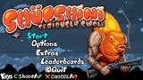 Shutshimi: Seriously Swole Windows Title screen / main menu