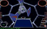 Star Wars: TIE Fighter DOS One Target