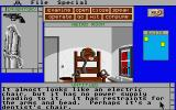 Deja Vu: A Nightmare Comes True!! Atari ST Dentist's office?