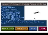 Designasaurus Amiga Build Dino - Choose a head.