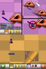 Mechanic Master Nintendo DS A tutorial showing you how to draw platforms