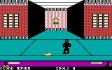 Ninja DOS Enemy defeated! (Tandy/PCjr)