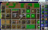 SimCity Amiga Tornado reported! (1 Meg 32 color version)