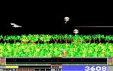 Revenge of Defender DOS Firing at enemies... (Tandy/PCjr)