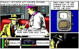 Dick Tracy: The Crime-Solving Adventure DOS At the diner.