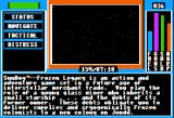 SunDog: Frozen Legacy Apple II Demo.