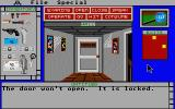 Déjà Vu II: Lost in Las Vegas Atari ST Locked door.